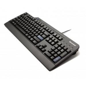 Klawiatura USB Smartcard Keyboard - US English with Euro symbol 4X30E51041