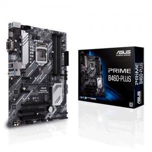 Płyta główna PRIME B460-PLUS s1200 4DDR4 DP/HDMI USB3.2 ATX