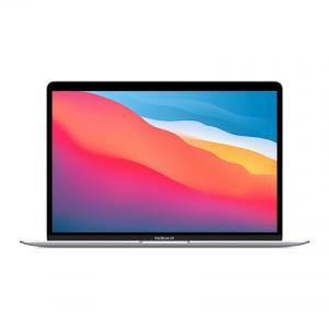 MacBook Air 13: Apple M1 chip with 8-core CPU and 7-core GPU, 256GB - Silver
