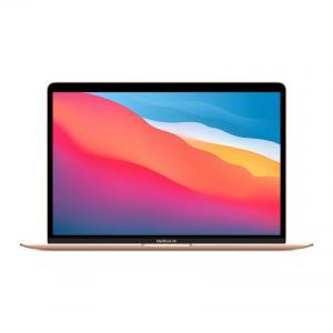 MacBook Air 13: Apple M1 chip with 8-core CPU and 7-core GPU, 256GB - Gold