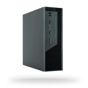 Obudowa BU-12B-300 ITX Mini Tower 300W Black