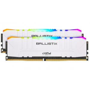 Pamięć DDR4 Ballistix RGB 32/3600 (2*16GB) CL16 Białe