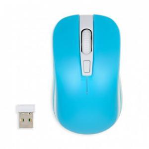 Mysz Loriini Pro optyczna bezprzewodowa Niebieska