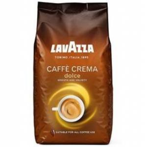 Kawa ziarnista Lavazza Dolce Caffe Crema, 1 kg (382266)