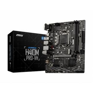 Płyta główna H410M PRO-VH s1200 2DDR 4 HDMI/VGA M.2 USB3.2 mA