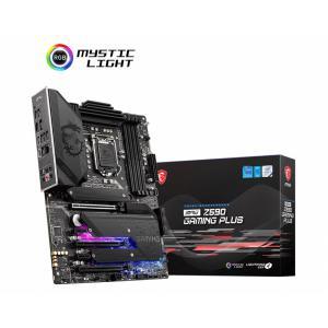 Płyta główna MPG Z590 GAMING PLUS s1200 4DDR4 HDMI/DP M.2 ATX