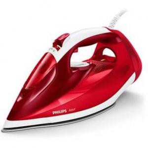 Żelazko Philips Azur Performer Plus GC4554/40 Czerwona