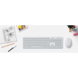 MS Bluetooth Desktop Bundel Grey QHG-00043