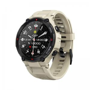 Smartwatch Sport Tactic Beżowy