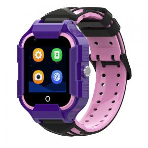 Smartwatch Kids Neon 4G Fioletowy
