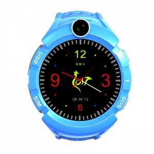 Watch Phone Kids z lokalizatorem GPS/WIFI niebieski