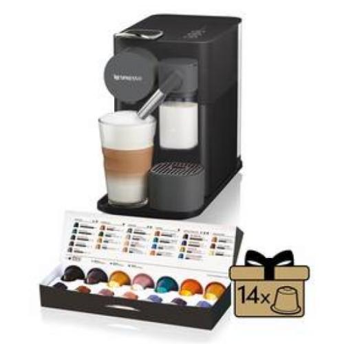 Ekspres do kawy DeLonghi Nespresso Lattissima One EN500.B Czarne