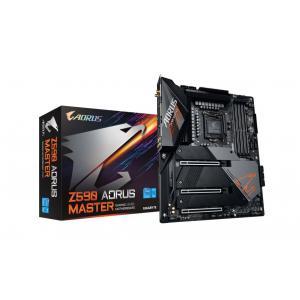 Płyta główna Z590 AORUS MASTER s1200 4DDR4 DP USB-C M.2 ATX