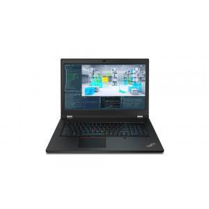 Mobilna stacja robocza ThinkPad P17 Gen1 20SN002WPB W10Pro i7-10750H/32GB/512GB/T2000 4GB/17.3 UHD/3YRS Premier Support