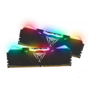 Pamięć DDR4 Viper RGB LED 16GB/3600(2*8GB) Black CL18