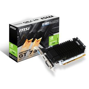 Karta graficzna Ge Force GT730 2GB DDR3 64BIT DVI/HDMI/D-SUB