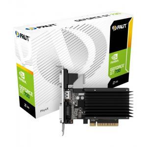 Karta graficzna GT730 2GB DDR3 64Bit DVI/HDMI/D-SUB