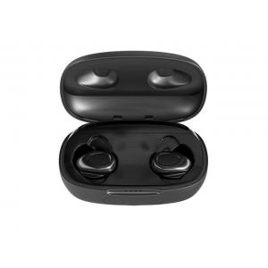 Słuchawki bezprzewodowe z mikrofonem Soho TWS dokanałowe czarne