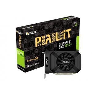 Karta graficzna GeForce GTX 1050 Ti StormX 4GB 128 bit DVI/HDMI/DP