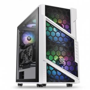 obudowa - Commander C31 Tempered Glass ARGB Snow Edition
