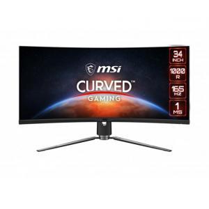 Monitor MPG ARTYMIS 343CQR 34'' Curve/LED/WQHD/NonT/165Hz/Black