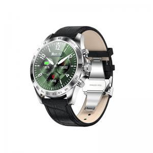 Smartwatch Men Style Srebrno czarny