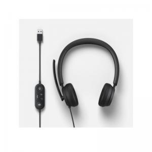 Słuchawki MS Modern USB Headset Blk 6ID-00014