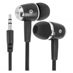 Słuchawki przewodowe, douszne BASIC 620