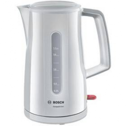 Czajnik bezprzewodowy Bosch TWK 3A011 Biały