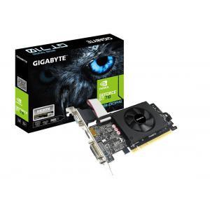 Karta graficzna GeForce GT710 2GB GDDR5 64bit Low Profile DVI/HDMI/D-SUB