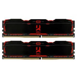 Pamięć DDR4 IRDM X 32GB/3200 (2*16GB)16-20-20 Czarna