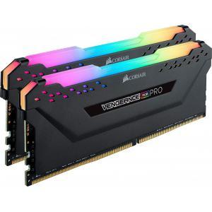 Pamięć DDR4 Vengeance RGB 32GB/3600(2*16GB) BLACK CL18