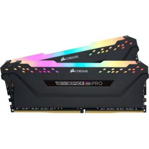 Pamięć DDR4 Vengeance RGB PRO 32GB/3200 (2*16GB) BLACK CL16