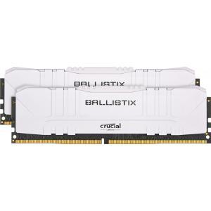 Pamięć DDR4 Ballistix 16/3600 (2*8GB) CL16 WHITE