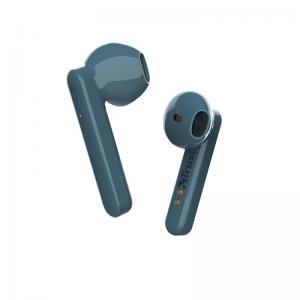 Słuchawki bezprzewodowe Primo Touch Bluetooth niebieskie