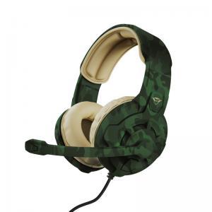 Słuchawki GXT411C Radius dżungla kamuflaż