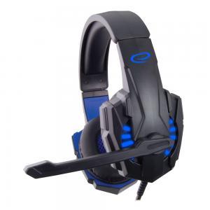 Słuchawki z mikrofonem dla graczy Avanger
