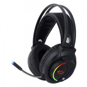 Słuchawki z mikrofonem dla graczy Nightshade