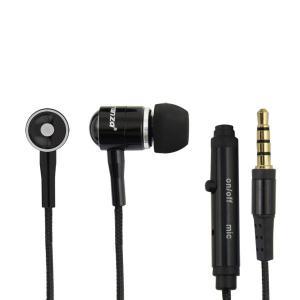 Słuchawki douszne z mikrofonem mobile