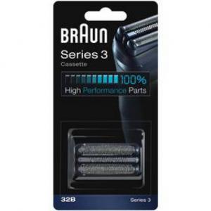 Akcesoria do maszynek do golenia Braun Series3 - 32B Micro comb Czarne