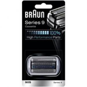 Akcesoria do maszynek do golenia Braun Combi Pack Series9 - 92S Srebrne