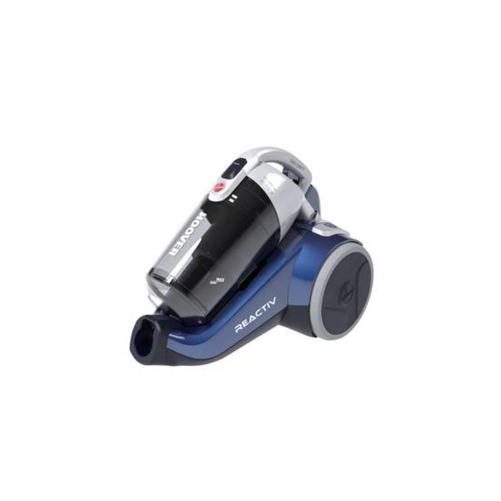 Odkurzacz podłogowy Hoover Reactive RC69PET 011 Czarny/Niebieski