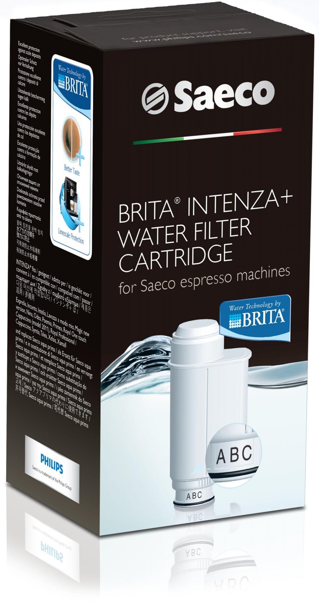 Filtr SAECO do ekspresów Saeco/Philips - INTENZA BRITA CA6702/10